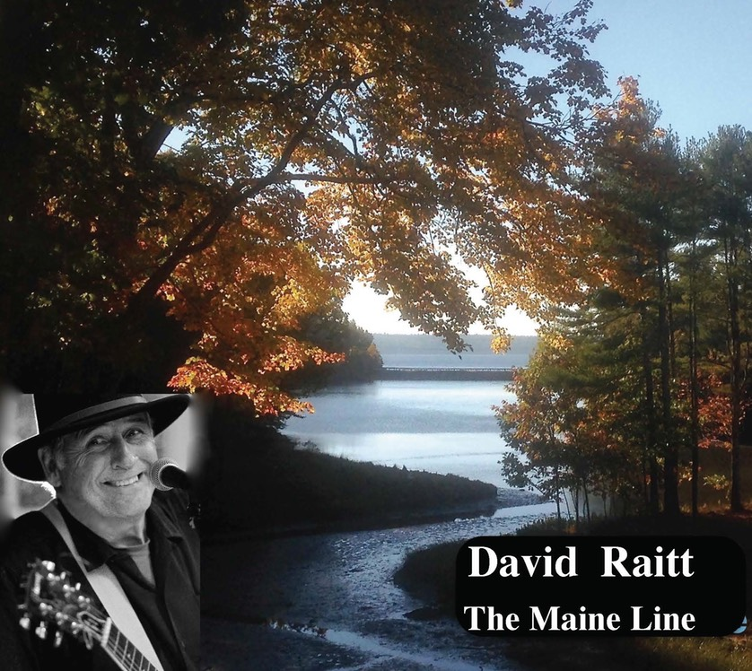 Maine Line CD   1  Cover (1)